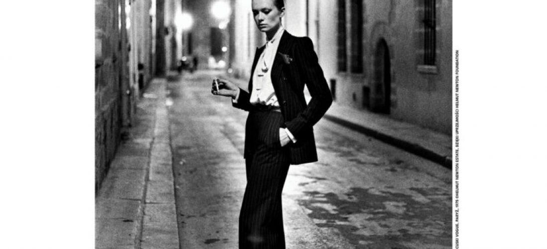 Helmut Newton: Lubię silne kobiety 16.10.2020-28.03.2021 CSW
