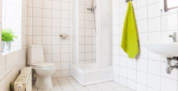 Komfortowe łazienki