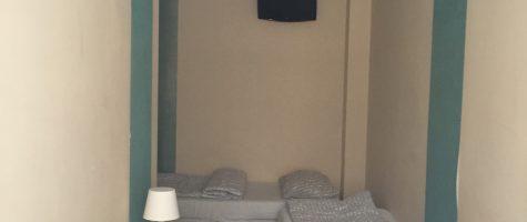 Pokoje trzyosobowe