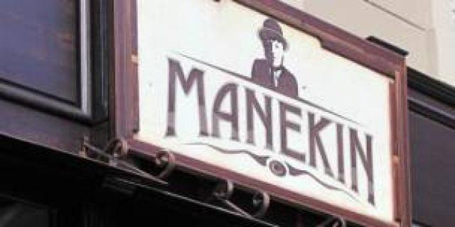 NALEŚNIKARNIA MANEKIN